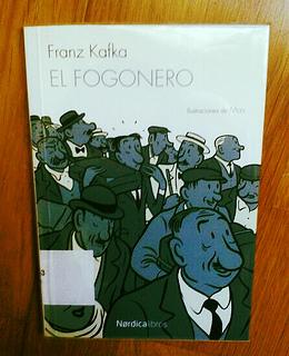 El fogonero Franz Kafka
