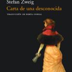 Carta de una desconocida Stefan Zweig