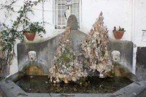Belén Fuente Plaza Espíritu Santo Amalfi