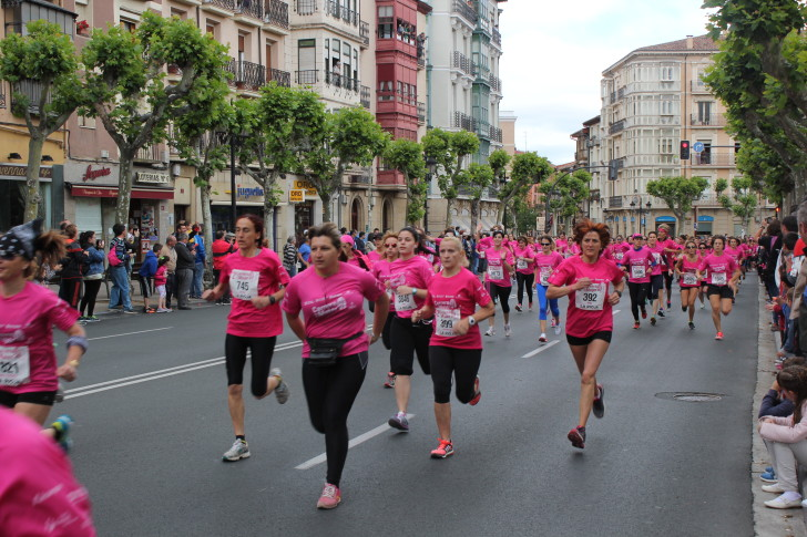 II Carrera de la mujer Logroño