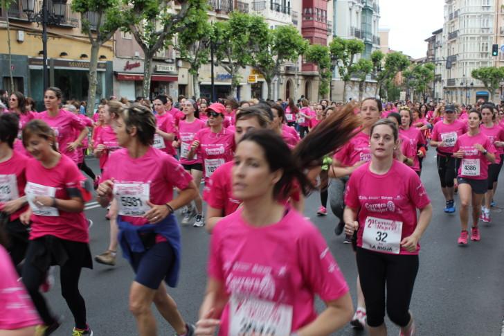 II Carrera de la Mujer en Logroño