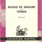Bodas de sangre y Yerma
