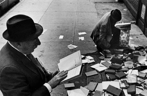 Estate_of_Andre_Kertesz_Papers_and_Books_Thrown_Away_1974