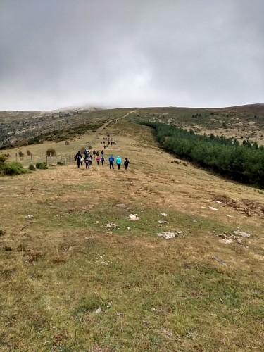 24 marcha hoyos de Iregua