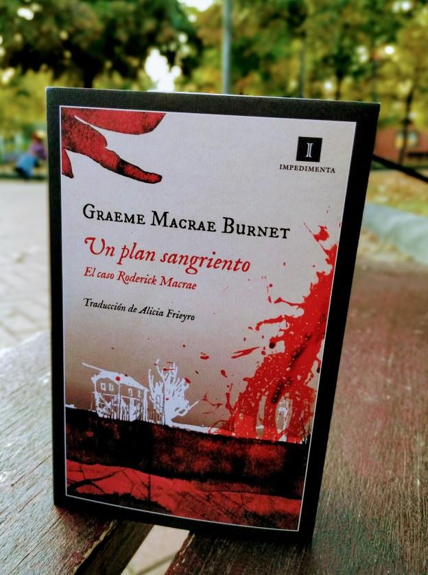 Un plan sangriento (Graeme Macrae Burnet)