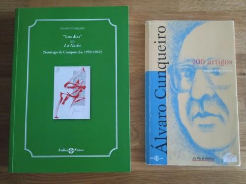 Artículos periodísticos de Álvaro Cunqueiro