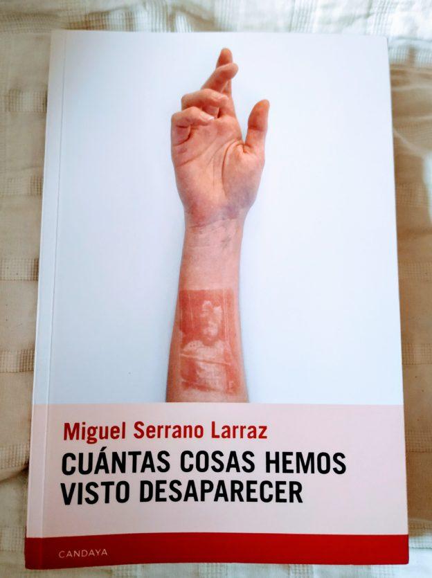 Cuántas cosas hemos visto desaparecer (Miguel Serrano Larraz)