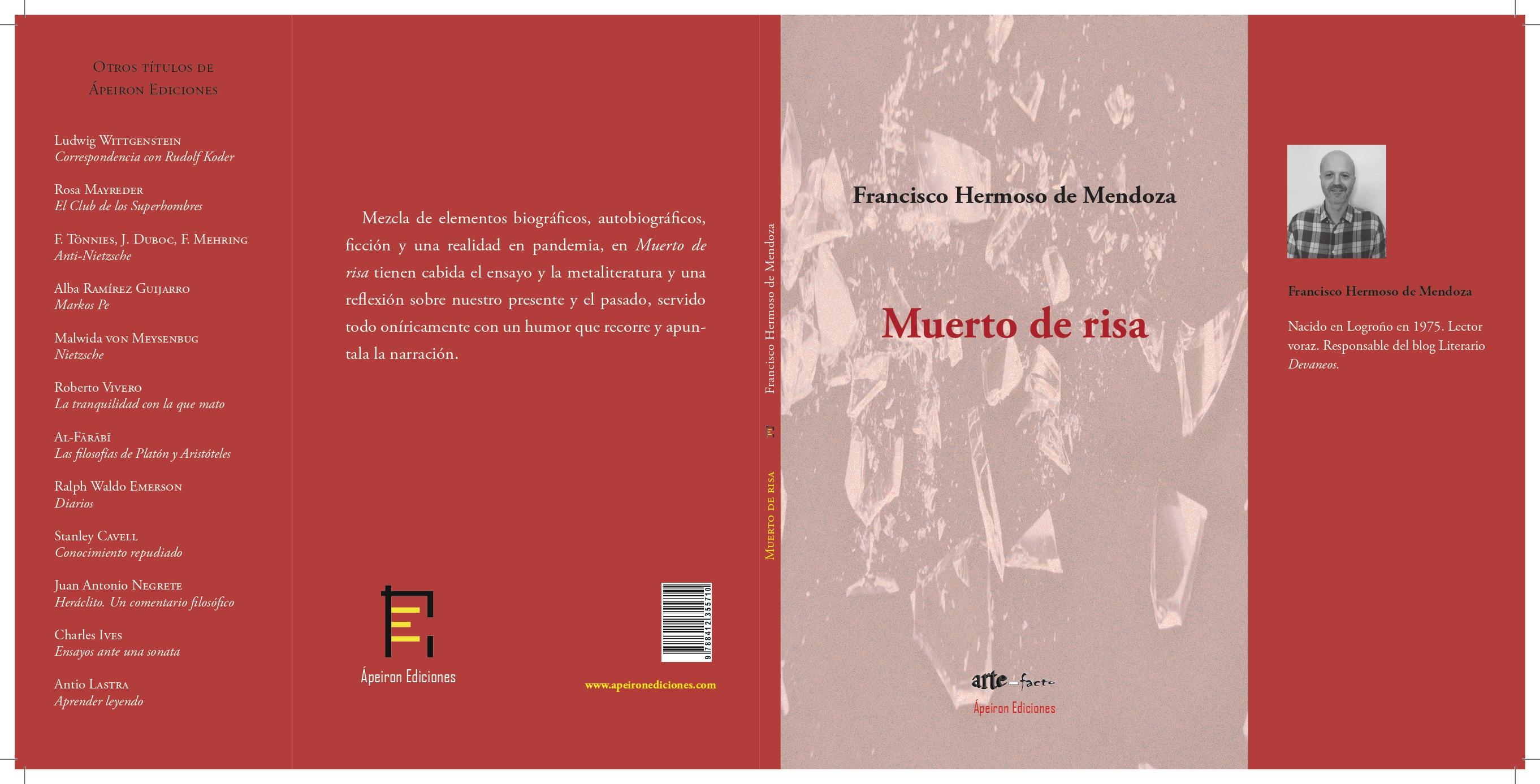 Muerto de risa (Francisco Hermoso de Mendoza)